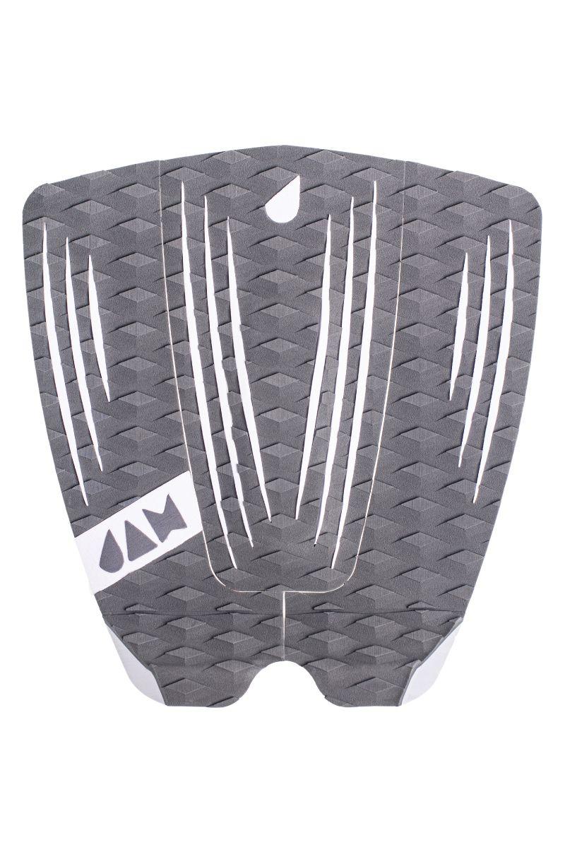 Jam Deck RECKLESS 3 PIECE Grey/White Stripes