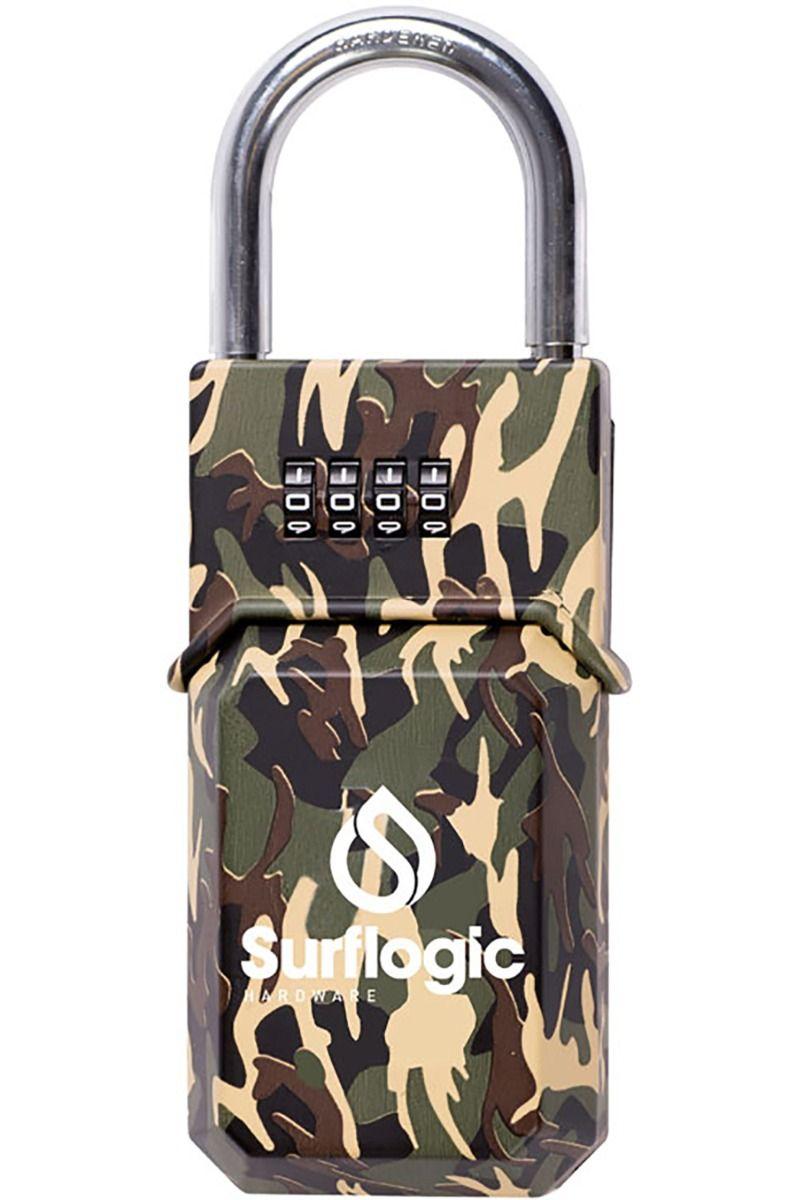 Cadeado Surf Logic KEY SECURITY LOCK STANDARD CAMO Camo