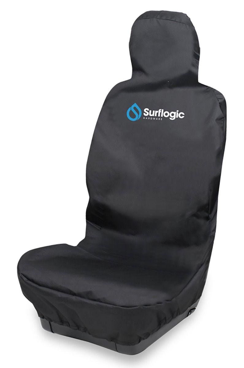 DV Surf Logic WATERPROOF CAR SEAT COVER SINGLE BLACK Black
