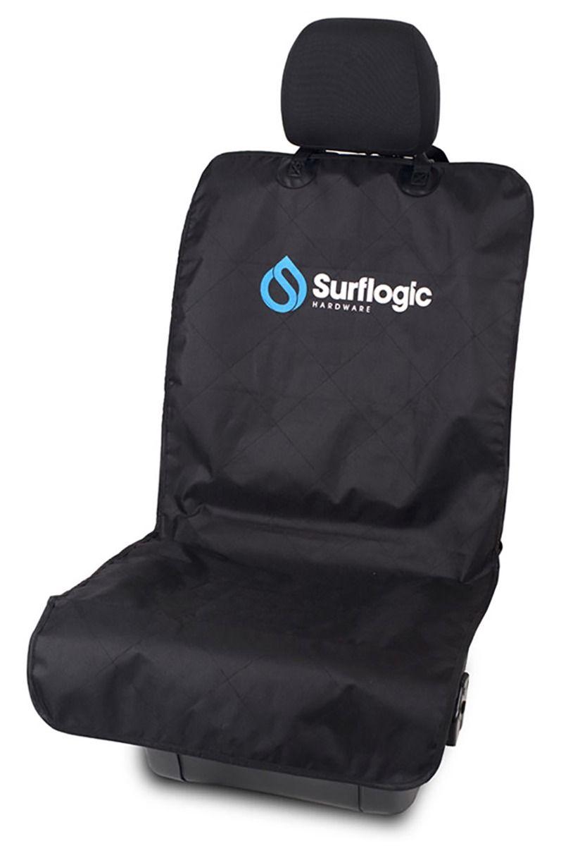 DV Surf Logic WATERPROOF CAR SEAT COVER SINGLE CLIP SYSTEM Black
