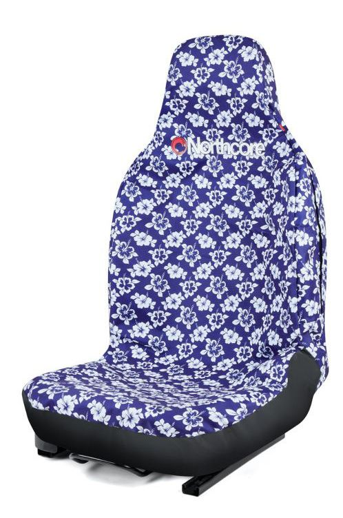 DV Northcore WATER RESISTANT CAR SEAT COVER ? SINGLE Hibiscus