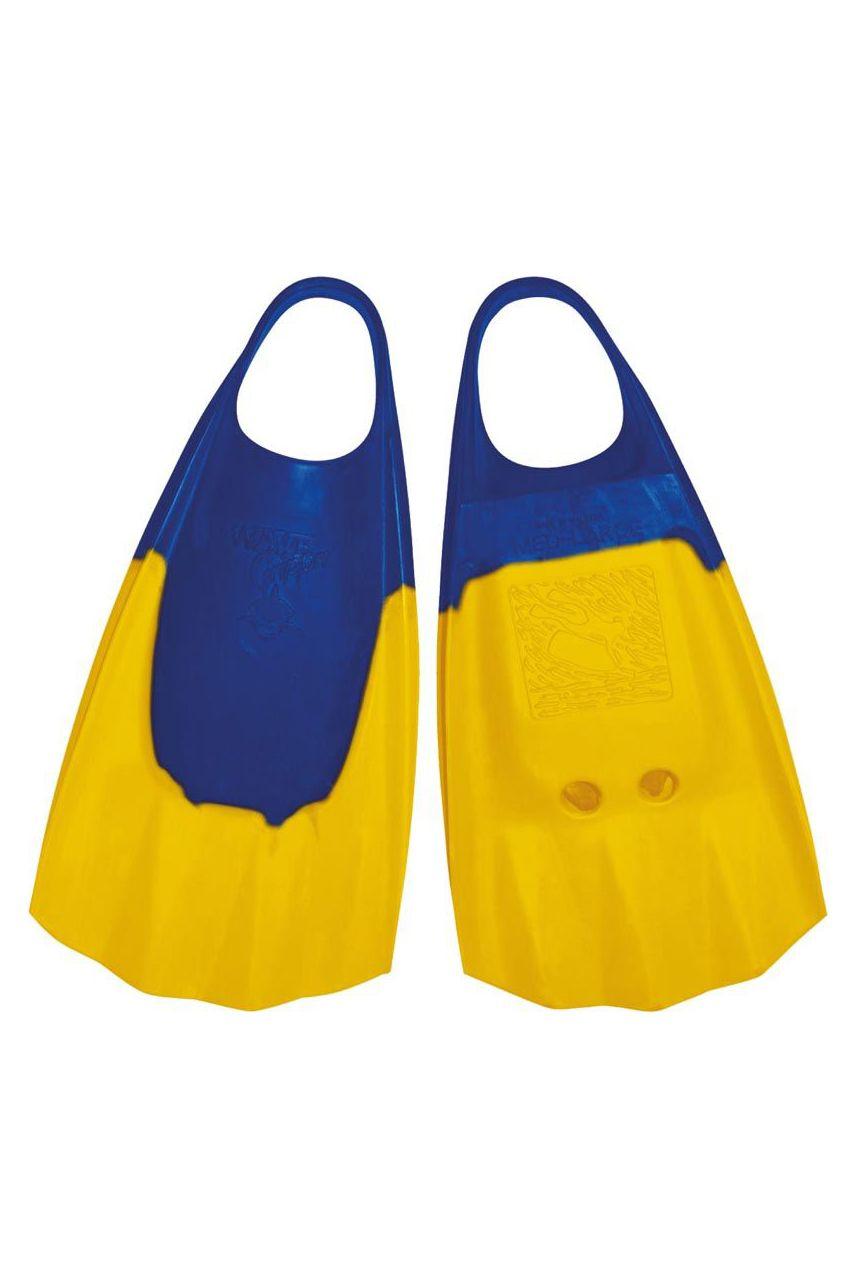 Pés-de-Pato Wave Gripper WAVE GRIPPER SW Blue/Yellow