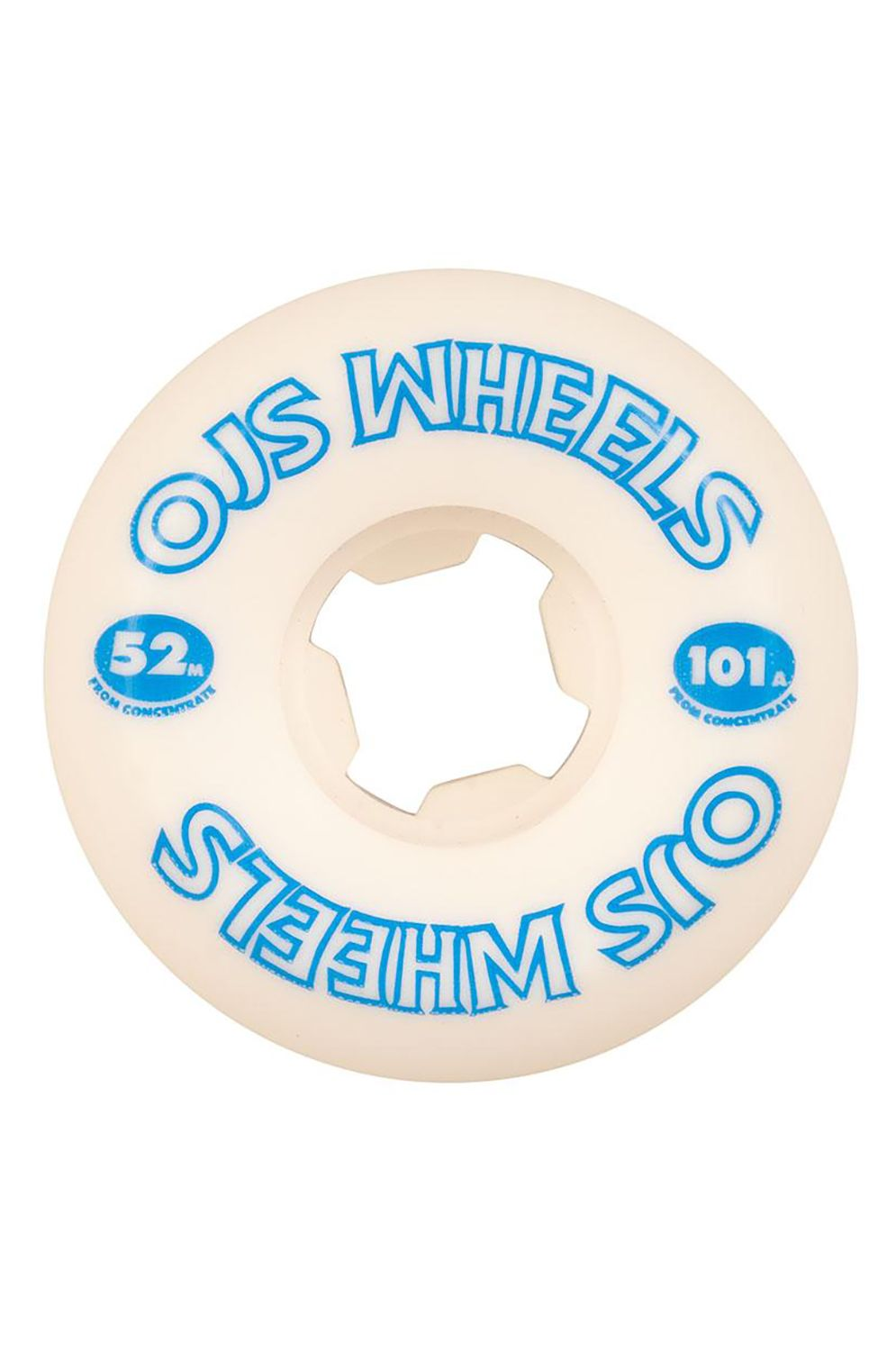 Rodas OJ Wheels 52MM FROM CONCENTRATE HARDLINE 101A Assorted
