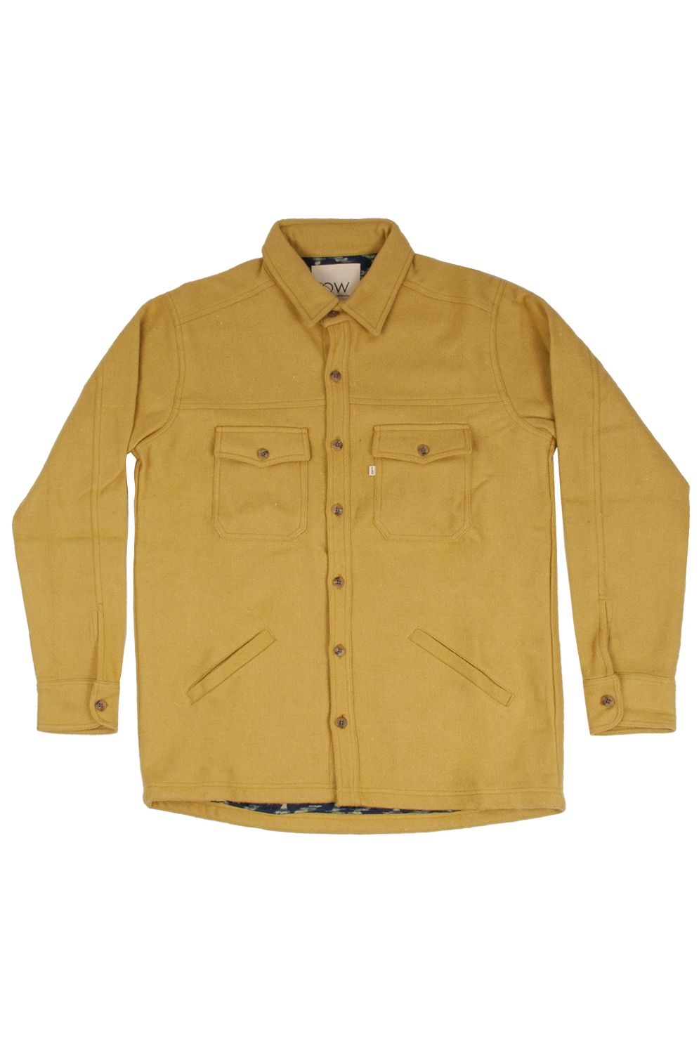 Casaco Otherwise C004 Yellow