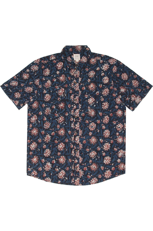 Camisa Otherwise F042 Dark Blue