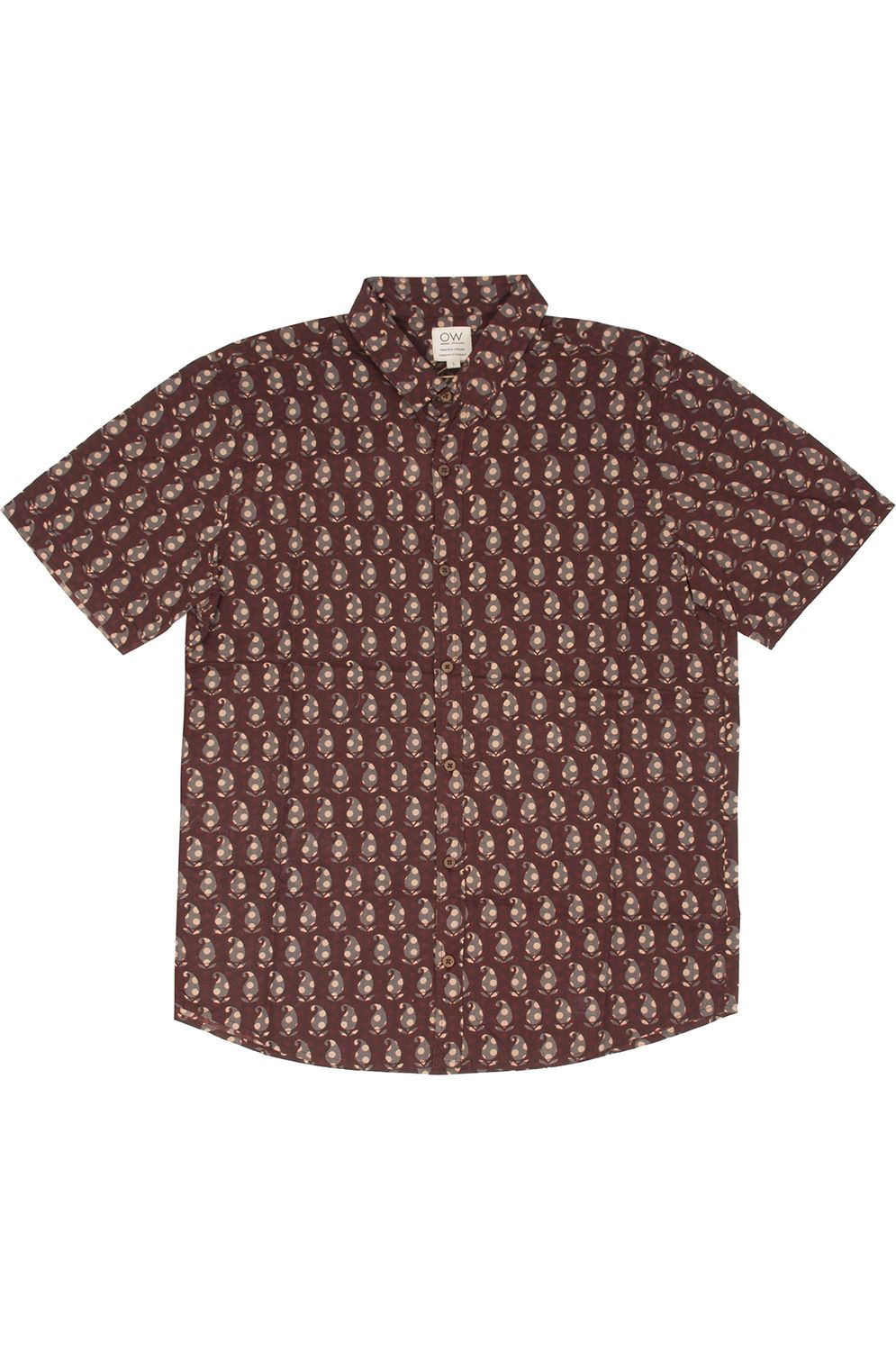 Camisa Otherwise F050 Brown