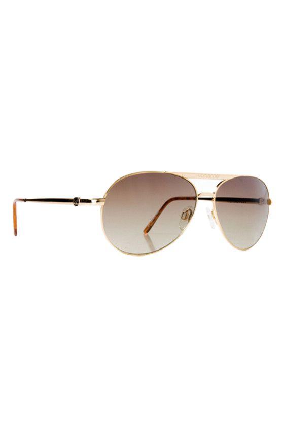 Oculos VonZipper FERNSTEIN Gold / Brown Gradient