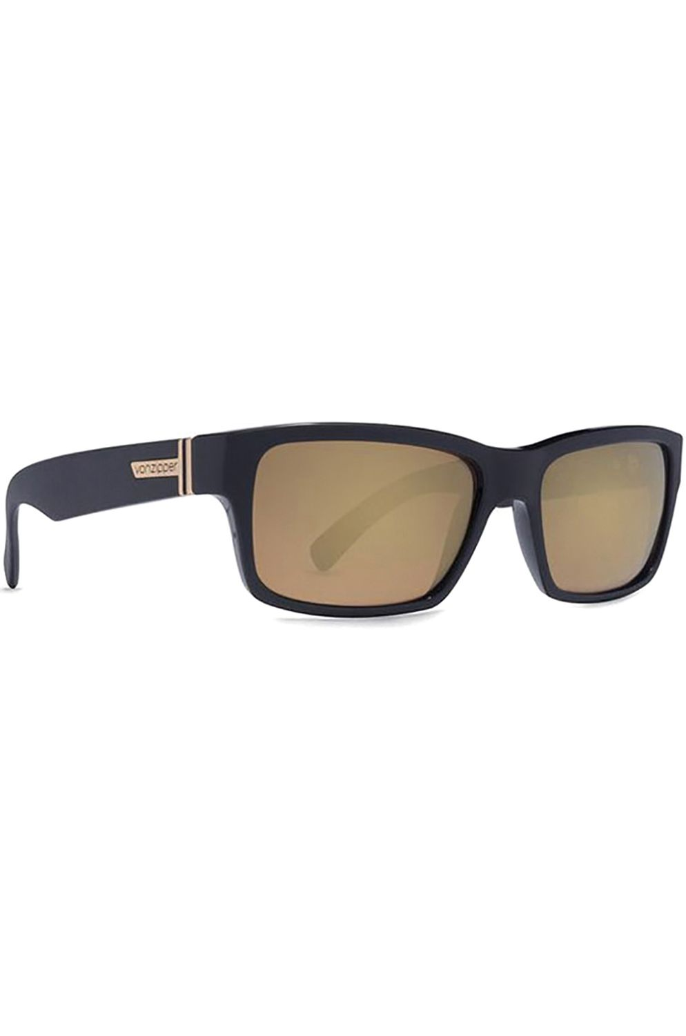 Oculos VonZipper FULTON Battlestations Black / Gold Glo Chrome