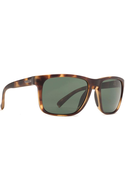 VonZipper Sunglasses LOMAX Tortoise Satin / Vintage Grey