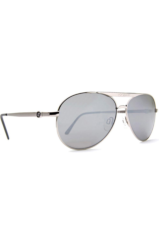 Oculos VonZipper FARVA Silver Satin / Quasar Glo