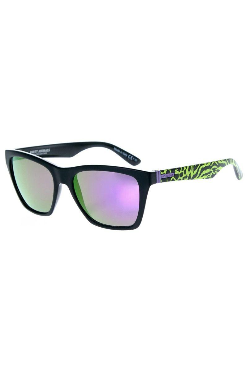 Oculos VonZipper BOOKER Party Animals Lime / Meteor Glo