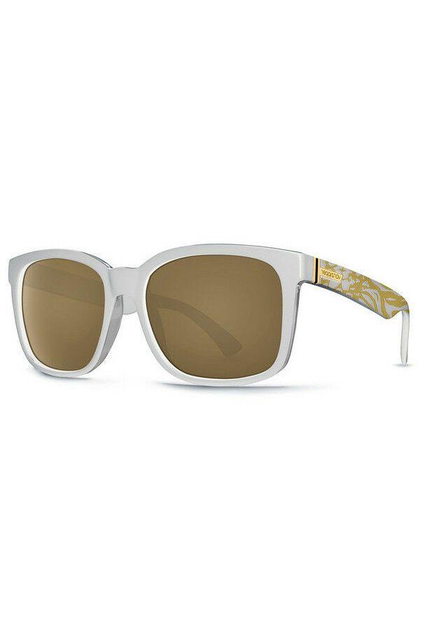 Oculos VonZipper HOWL Party Animals White / Gold Glow