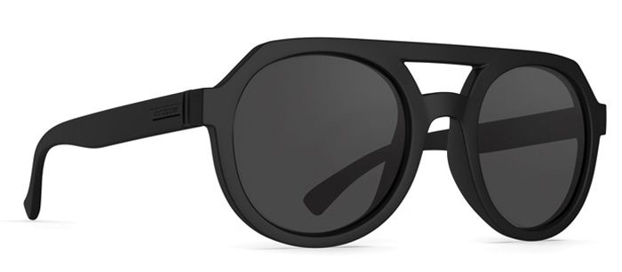 Oculos VonZipper PSYCHWIG Black Satin / Grey