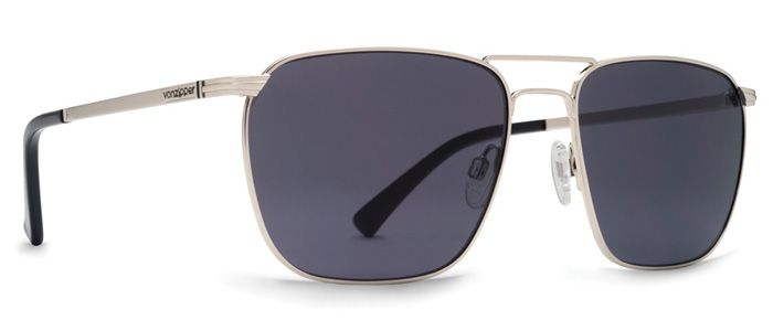 Oculos VonZipper LEAGUE Silver Gloss / Grey