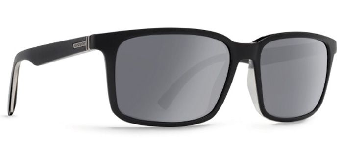 Oculos VonZipper PINCH Black Steel / Silver Grey Chrome
