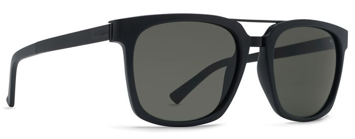 Oculos VonZipper PLIMPTON Black Satin / Grey
