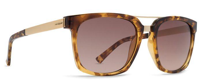 Oculos VonZipper PLIMPTON Tortoise Gloss / Bronze Gradient