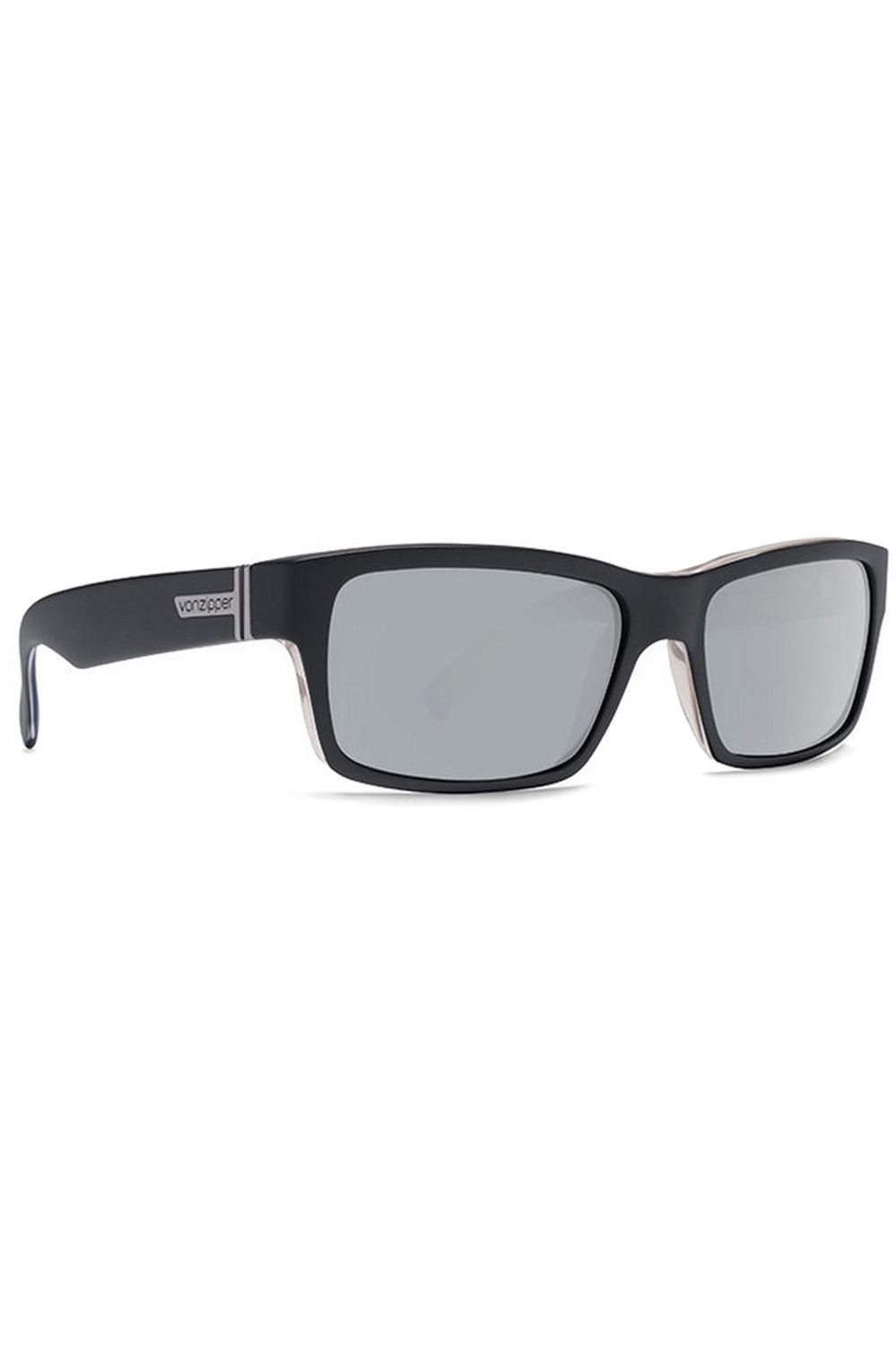 Oculos VonZipper FULTON Black Steel / Silver Grey Chrome