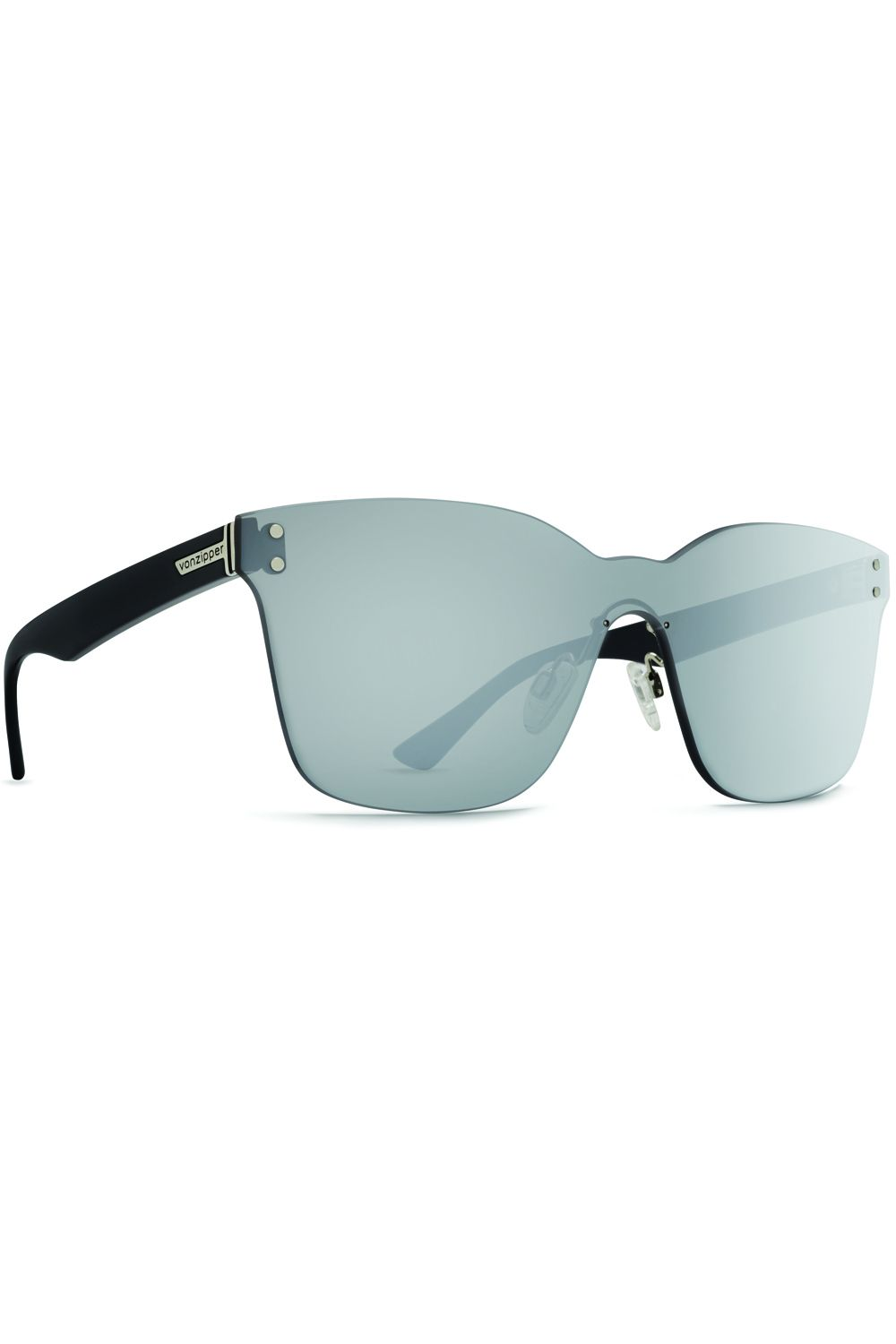 Oculos VonZipper ALT HOWL Black Gloss (arms) / Flash Chrome Silver