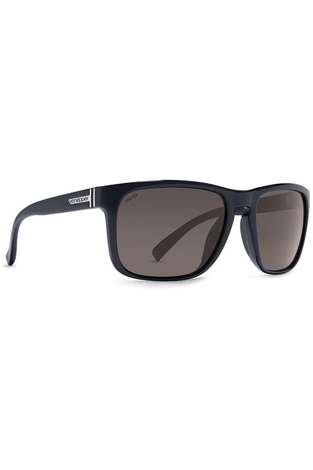 Oculos VonZipper LOMAX WILDLIFE Black Gloss / Wildlife Vintage Grey Polar