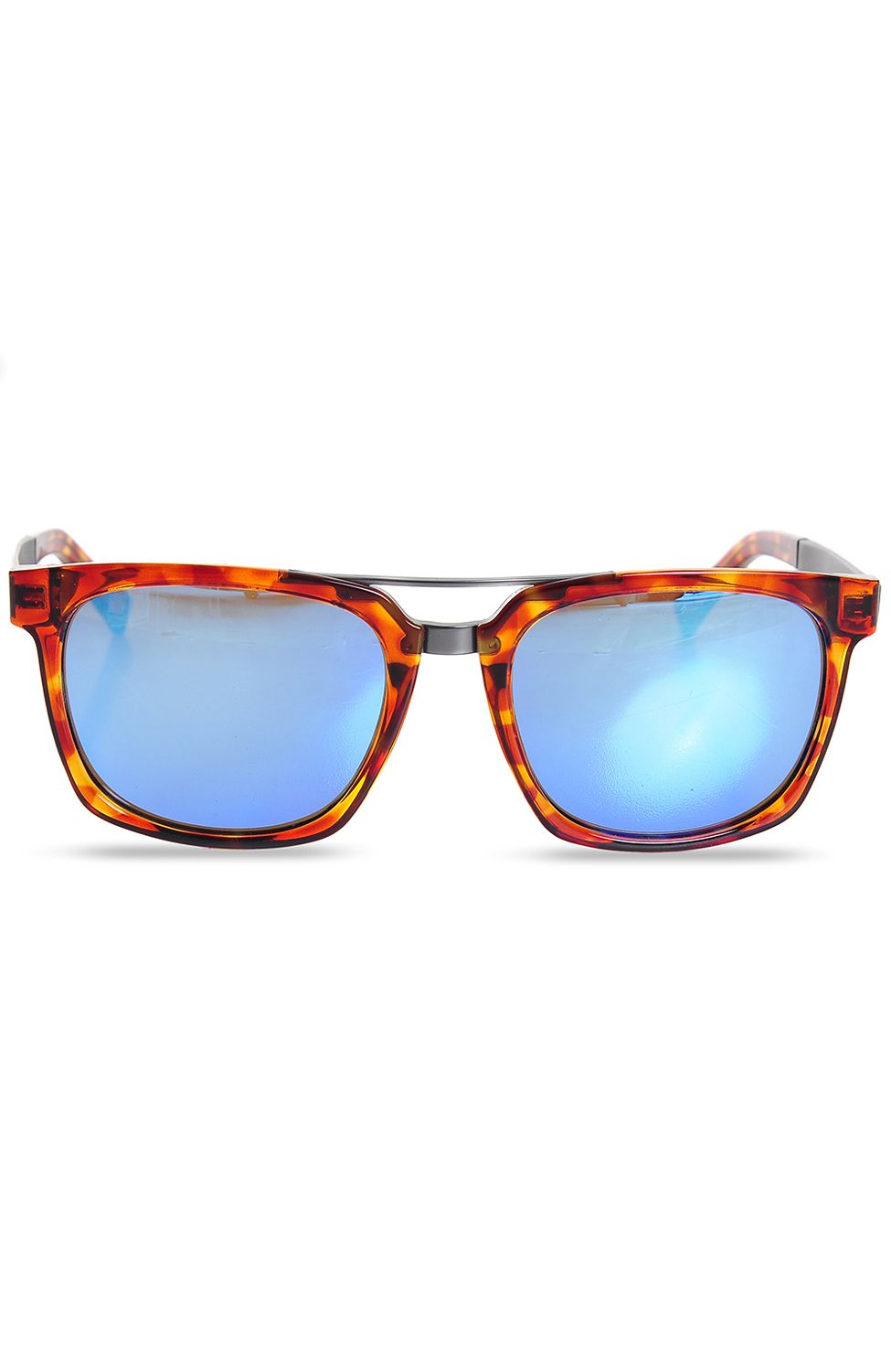 Oculos VonZipper PLIMPTON Havanna Tort Gloss / Ice Blue Chrome
