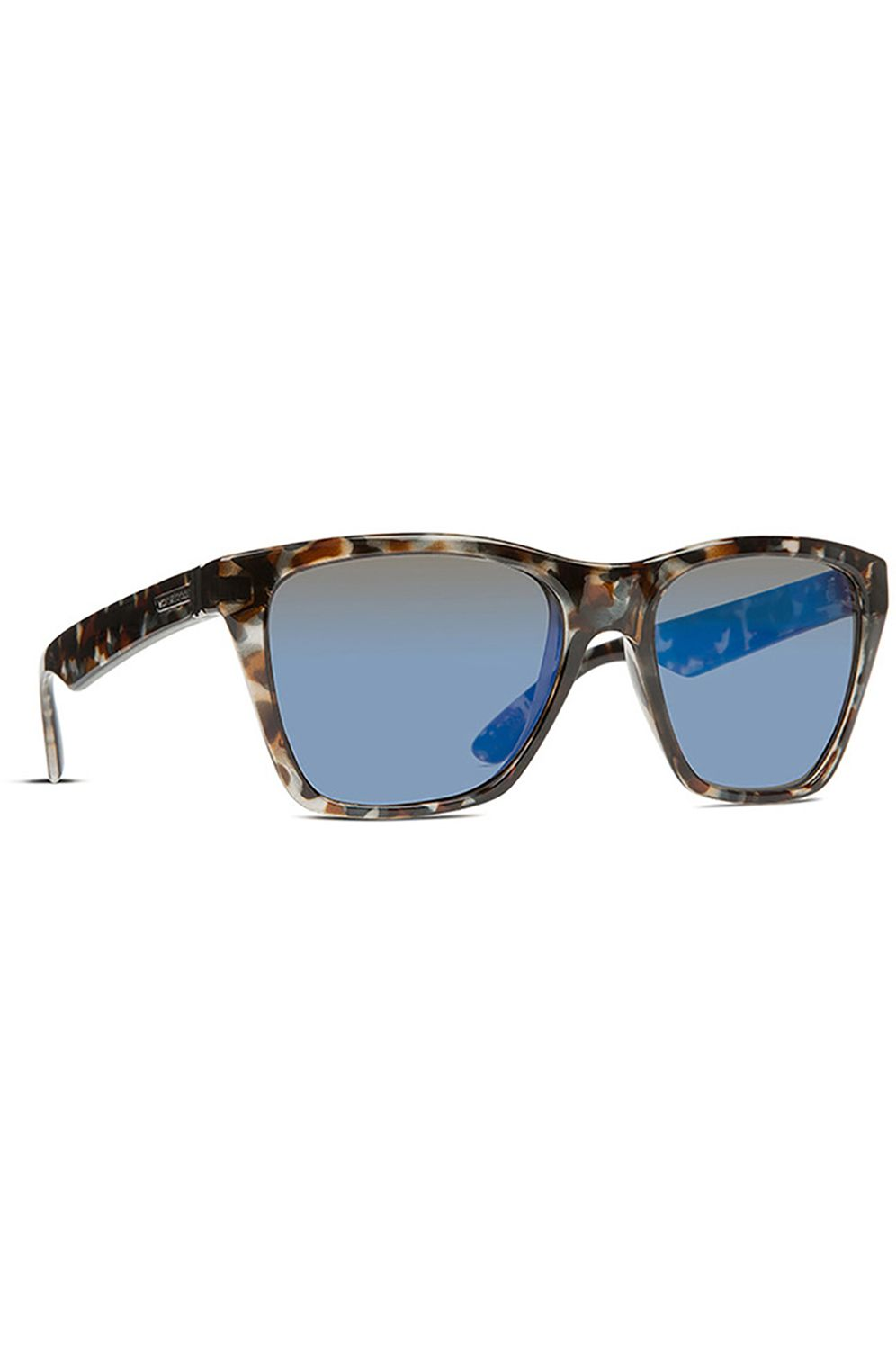 Oculos VonZipper BOOKER Quartz Tort Gloss / Blue Chrome