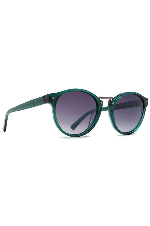 Oculos VonZipper STAX (FCG) Translucent Emerald / Grey Gradient