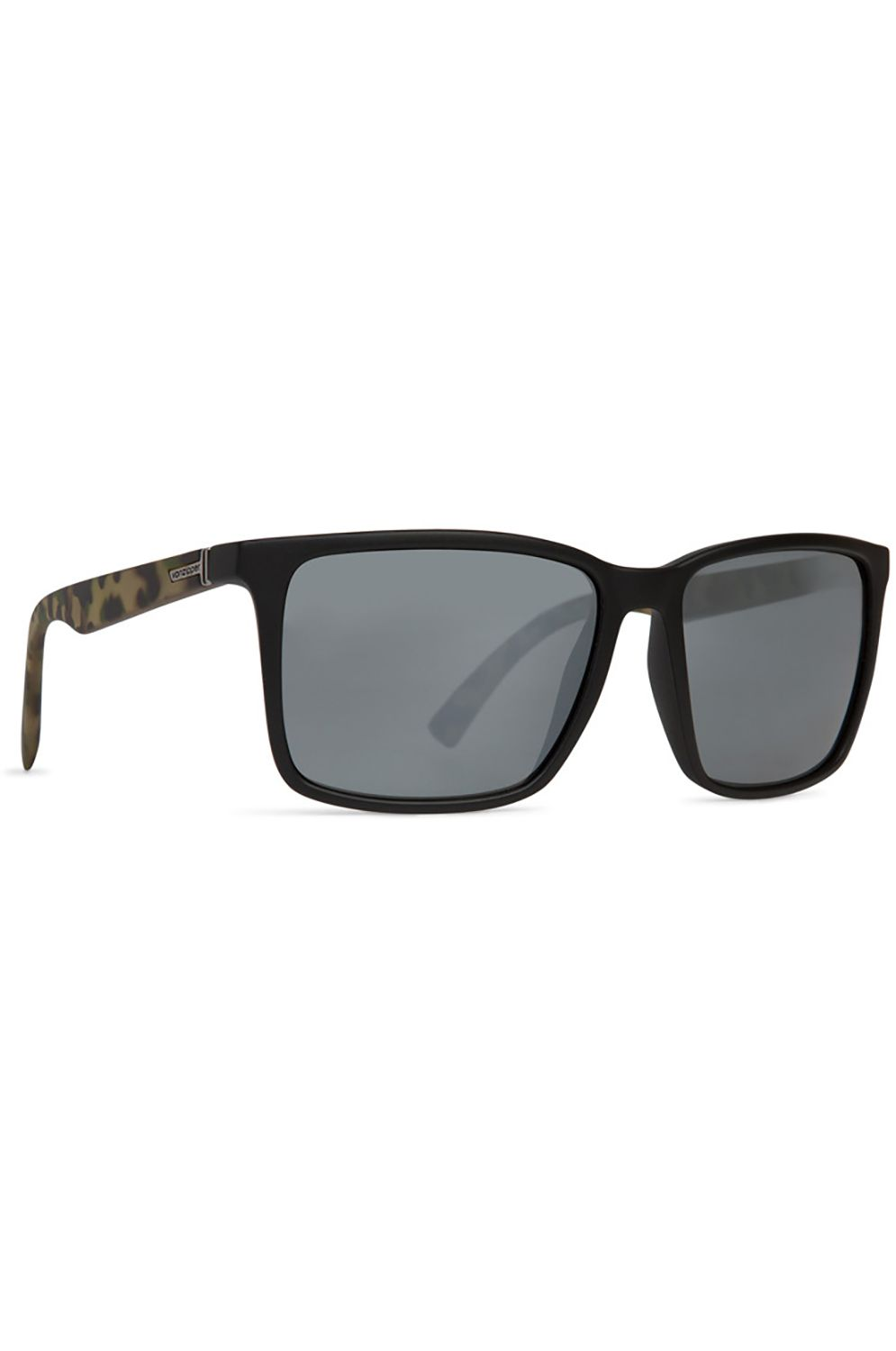 Oculos VonZipper LESMORE Black Satin Camo / Grey Silver Flash Chrome