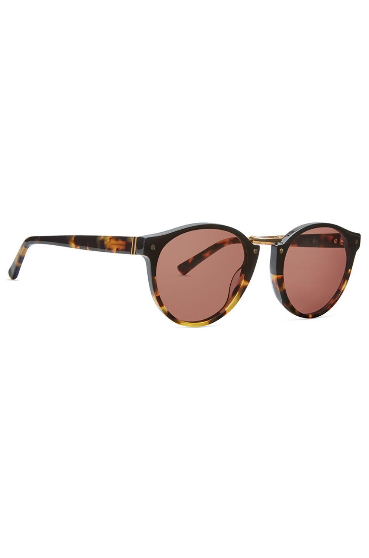 Oculos VonZipper STAX (FCG) Tortuga De Negro/Bronze