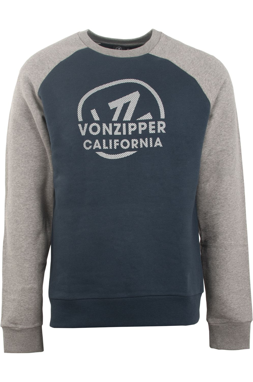 Sweat Basica VonZipper REVAMP Navy