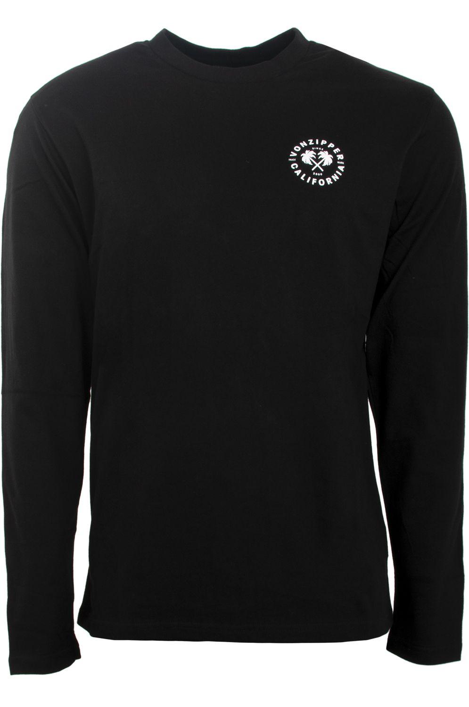 VonZipper L-Sleeve MELROSE Black