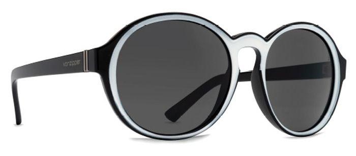 Oculos VonZipper LULA Black-White / Grey
