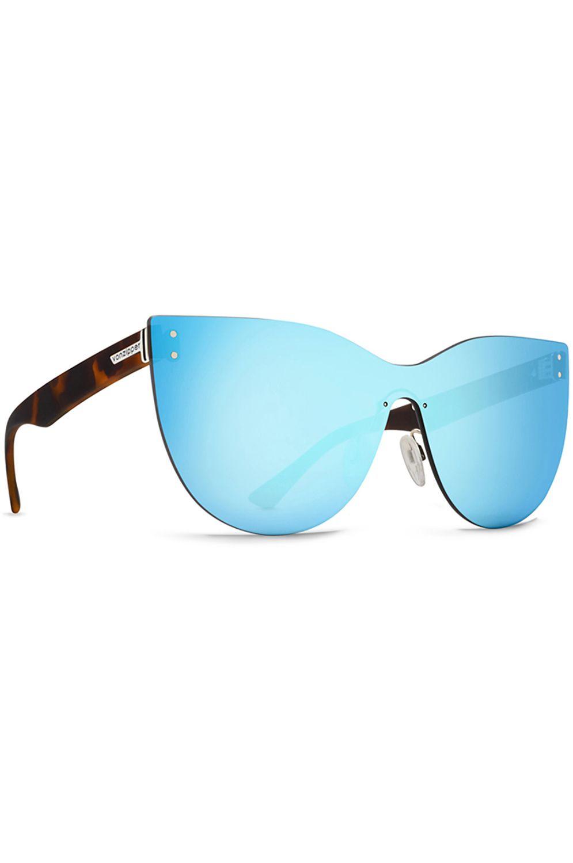 Oculos VonZipper ALT QUEENIE Tort Satin / Sky Chrome