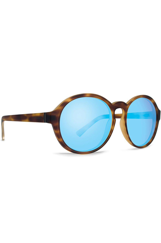 Oculos VonZipper LULA Tortoise Satin / Blue Chrome