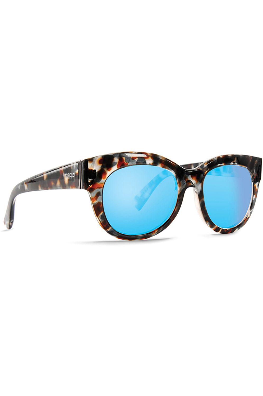 Oculos VonZipper QUEENIE Quartz Tort Gloss / Blue Chrome