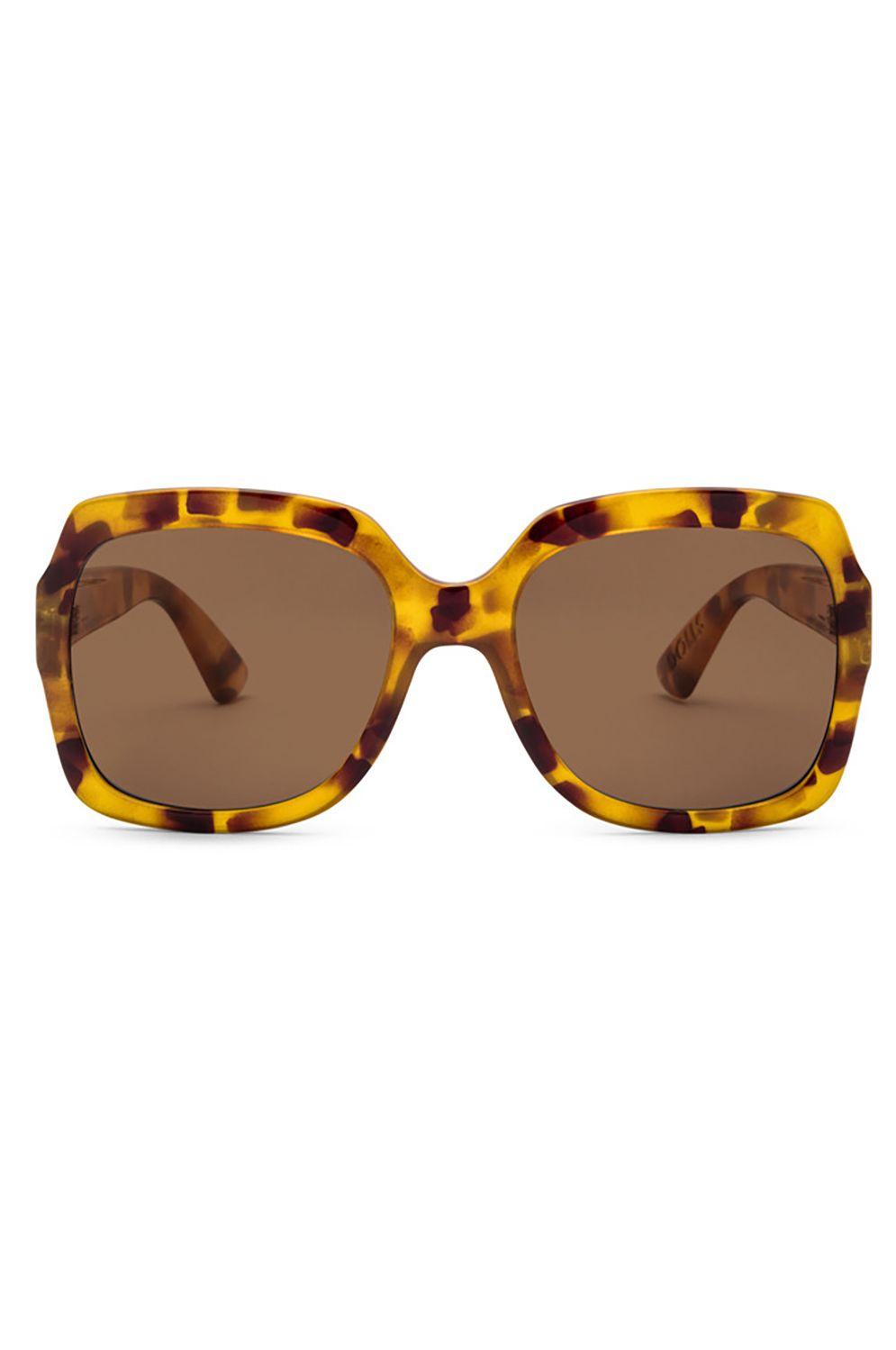 VonZipper Sunglasses DOLLS Spotted Tort - Gloss / Bronze