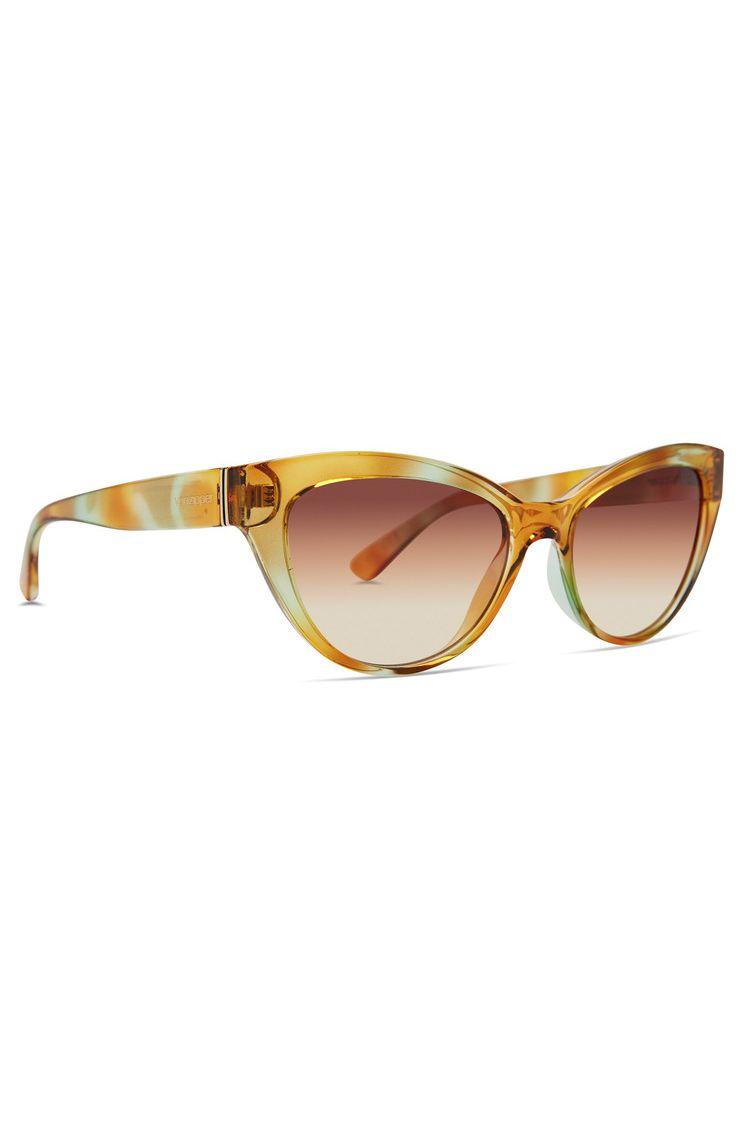 VonZipper Sunglasses YA-YA Magic Land Green/Tri-Bronze Gradient