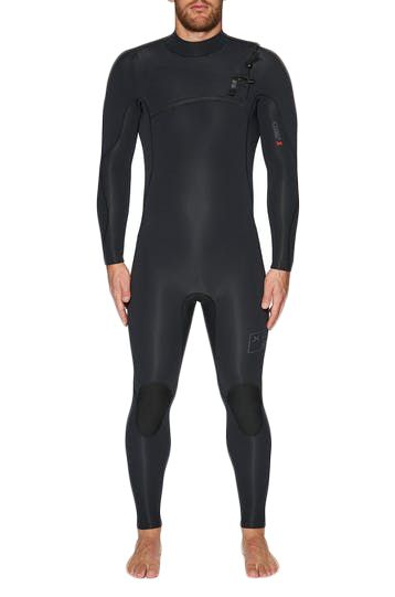 Xcel Wetsuit MEN'S COMP X 4/3MM - X2 TDC FULLSUIT Black