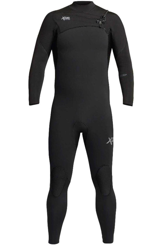 Xcel Wetsuit MEN'S COMP 4/3MM - X2 FULLSUIT Black