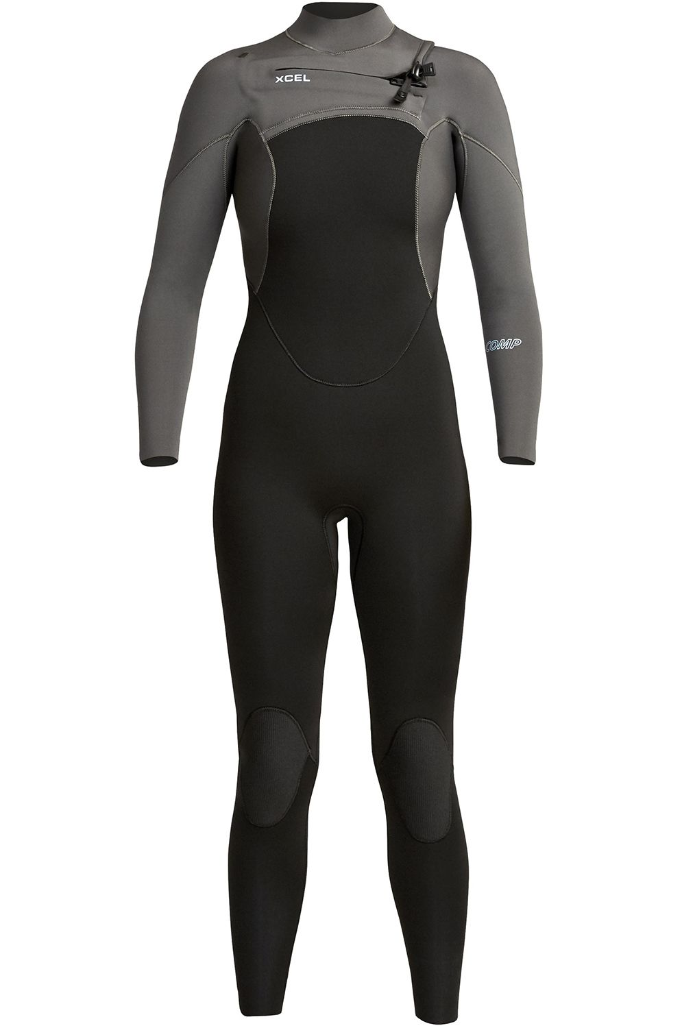 Xcel Wetsuit COMP 4/3MM - FULLSUIT THERMO LITE Black/Jet Black