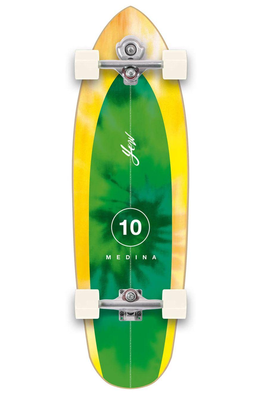 "Surf Skate Yow 33"" MEDINA TIE DYE SIGNATURE SERIES Assorted"