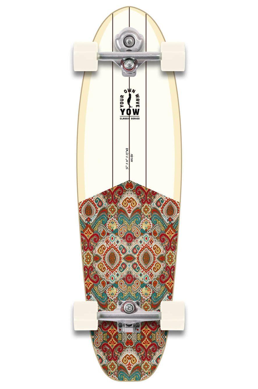 "Surf Skate Yow 36"" MALIBÚ CLASSIC SERIES Assorted"