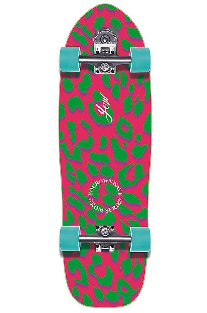 """Yow Surf Skate 32"""" SNAPPERS GROM SERIES Assorted"""