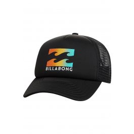 bd1663d9d35ec Billabong Cap PODIUM TRUCKER Black Yellow