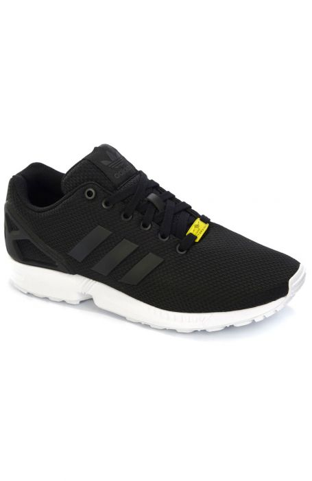 Conception innovante abbbd f8dda Tenis Adidas ZX FLUX Black 1/Black 1/White 40-2/3