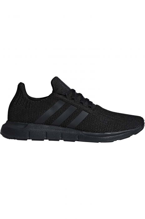 new style a66fa a3fb6 Tenis Adidas SWIFT RUN Core Black Core Black Ftwr White