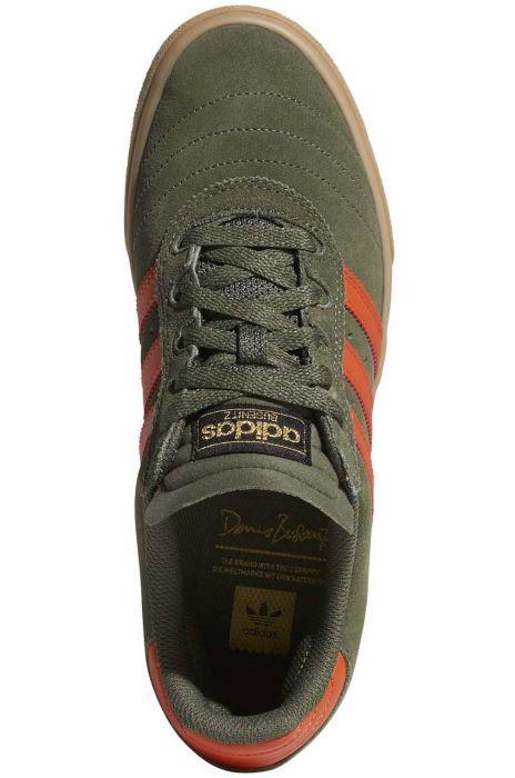 e966856d9388 Adidas Shoes BUSENITZ VULC Base Green Raw Amber Gum4 44