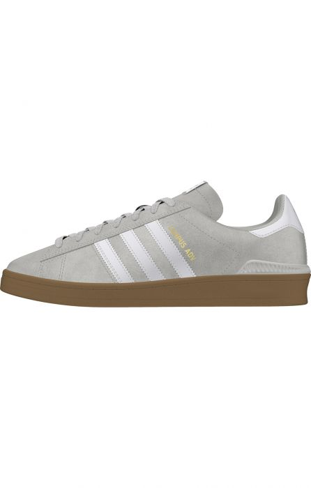 timeless design ef3c7 9e788 Tenis Adidas CAMPUS ADV Grey One F17 Ftwr White Gold Met.