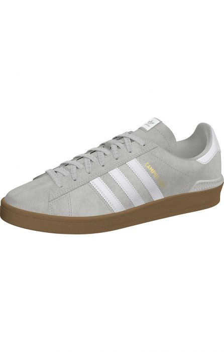 be03673f8 Tenis Adidas CAMPUS ADV Grey One F17/Ftwr White/Gold Met.