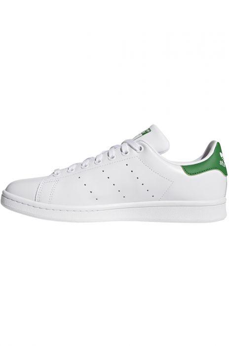 Tenis Adidas STAN SMITH Ftwr WhiteCore WhiteGreen 42 23